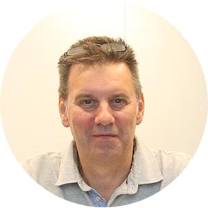 Kinesist Marc Van Geet